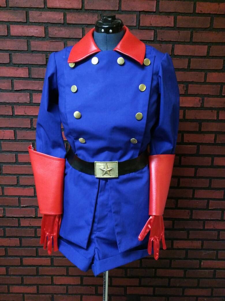 Classic Bucky Barnes Custom Made Costume Cosplay Costume
