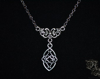 """Necklace """"Elven Ritual"""""""