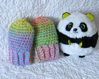 mittens for baby New born to 3 months