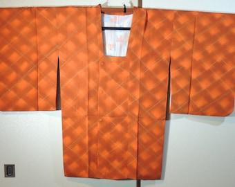 Vintage Kimono, Haori jacket Ref90 (C)