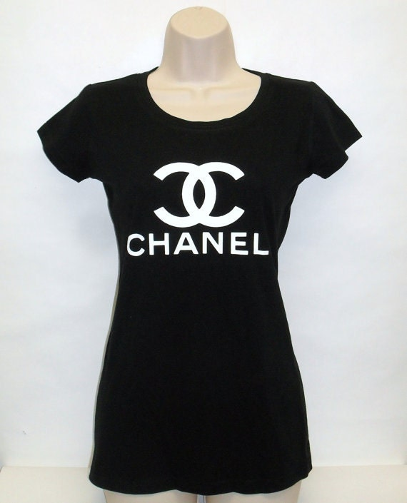 Chanel Fashionista Women 39 S Lady Fitted Top T Shirt By