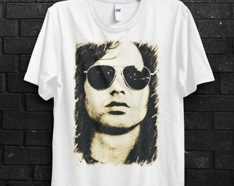 The Doors Men T-Shirt, Classic Rock, Jim Morrison, Rock And Roll, The Doors, Band Shirts