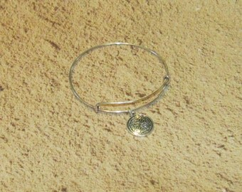 Four Leaf Clover Charm Bracelet
