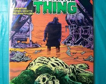 1985 Swamp Thing #36