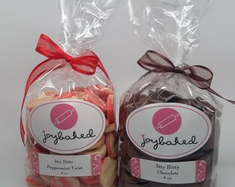 Shortbread Itty Bitty Cookies (20+ flavors)