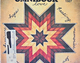 Quilt World Omnibook, Vintage Fall 1987