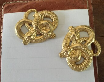 No. 2 Tangled Snakes smaller (1 pc)