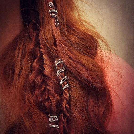 Hair Jewelry for Braids Dreadlock Beads Hair by