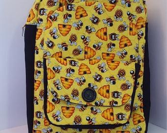 BUZZ BEES Preschool Backpack