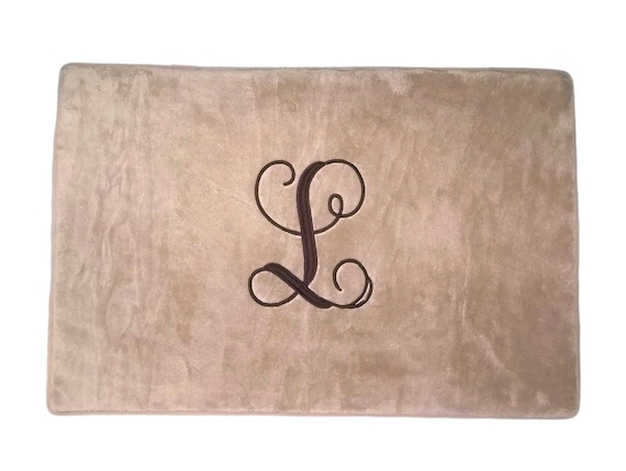 bath mat bathroom rug monogrammed rug personalized bath mat