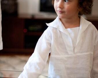 Linen Shirt TONIO pur