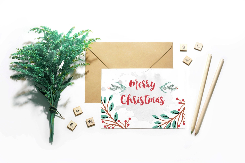 Christmas card printable card diy card holiday card seasons christmas card printable card diy card holiday card seasons greetings flat m4hsunfo