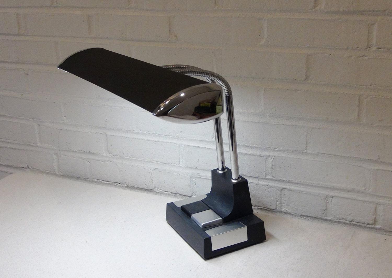 mid century modern desk lamp underwriter 39 s laboratories. Black Bedroom Furniture Sets. Home Design Ideas