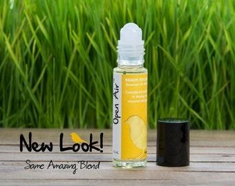 Allergy Relief, Seasonal Allergies, Natural Relief from Itchy Eyes, lavender, peppermint, eucalyptus essential oil