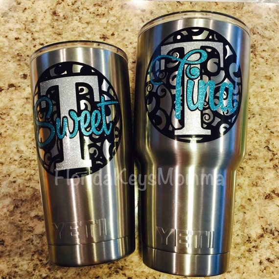 Personalized Decal For Yeti Cup Name Decal Yeti Decal