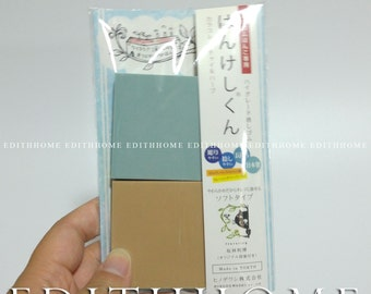 Japan DIY Rubber Block [HINODEWASHI] - DIY Rubber Stamp (5cm Rubber Block for Carving) Free Shipping