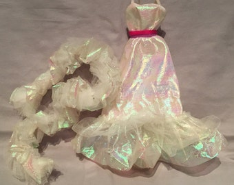 1983 Crystal Barbie Outfit