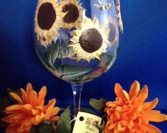 Red Wine Sunflower