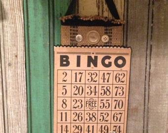 Vintage Bingo Bling