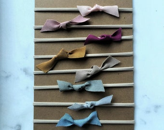color samples- grosgrain(lg)..bebe headbands