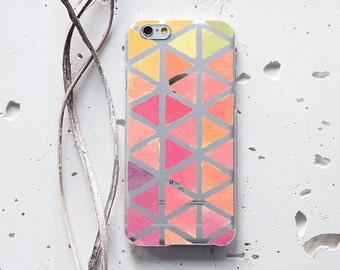 Samsung Galaxy S6 Edge Case Galaxy S7 Case  iPhone 5C Case iPod Touch 5 Case iPhone 6 Case Samsung Galaxy S4 Case Clear Protective Case 111