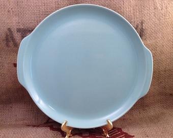 Beautiful Teal Platter