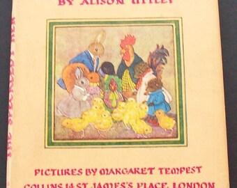 The Speckeldy Hen by Alison Uttley