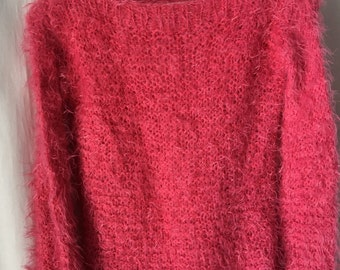 Pilou, soft wool and alpaca sweater