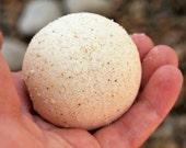 Citrus Bath Bomb - Orange Bath Bomb - Essential Oil Bath Bomb - Small Bath Bomb