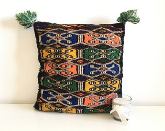 Morrocan Pillow Vintage