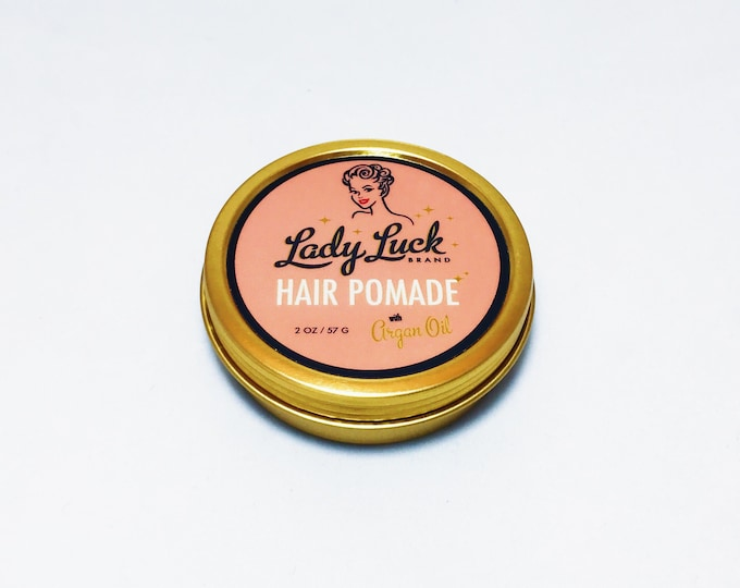 SPECIAL EDITION! Lady Luck Brand Hair Pomade • Vanilla Rose