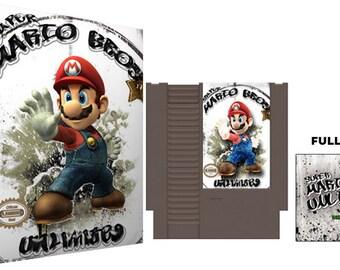 Super Mario Bros. Unlimited Complete Box Set