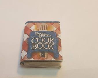 1:6 Cookbook barbie blythe Bjd phicen playscale diorama