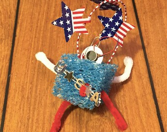 Variety Pack - Independence Day, 4 Patriotic Maker Craft Projects