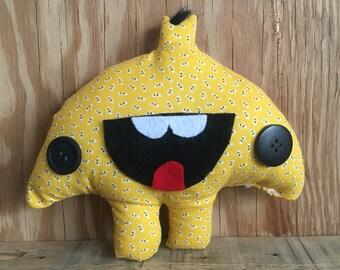 Lemon Poppy | Monster Plush