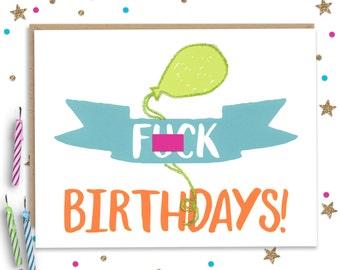 Best Friend Birthday, Funny Birthday Cards, Funny Birthday Gift, Funny Card for her, Funny Card for Him, Funny Greeting Card, Best Friend