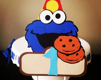 Elmo Cake Decor : Elmo Cake Topper Elmo Cake Decor Elmo Cake Smash Elmo