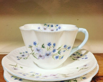 A darling vintage tea set