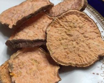 Sweet Potato Chips - Devon's Doggie Delights - Homemade Dog Treats