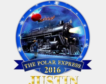 Polar Express - Holiday Bodysuit or T-Shirt