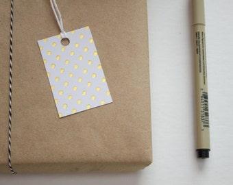 gold foil gift tags, Christmas gift tags, gift tags, christmas gift labels, gift labels, gift wrap, holiday hang tag, modern gift tags