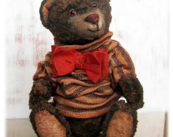 Matthew (artist teddy bear, vintage bear)