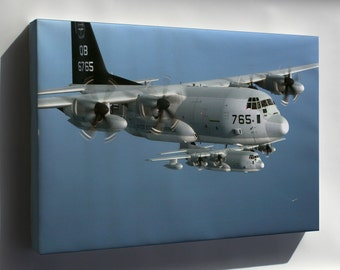 Canvas 16x24; Kc-130J Hercules Aircraft, (Vmgr) 352