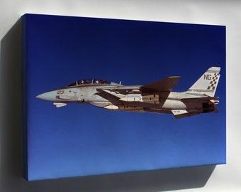 Canvas 16x24; F-14 Tomcat P2