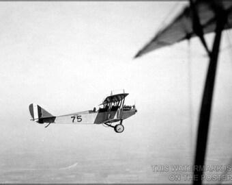 16x24 Poster; Curtiss Jn-4 Jenny P2