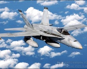16x24 Poster; Fa-18 Hornet