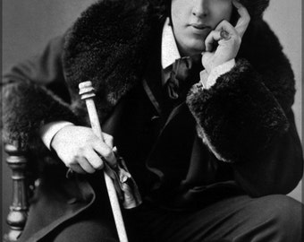16x24 Poster; Oscar Wilde P2 Picture Of Dorian Gray Author