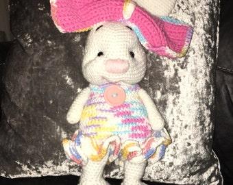 Girly rabbit