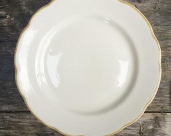 Vintage Buffalo China Plates - 504H