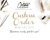 Custom Marketing Suite For Nakia M.